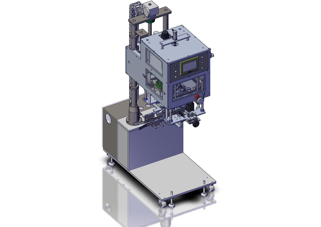 SC-30C-精华液面霜旋盖机厂家直销品质保障