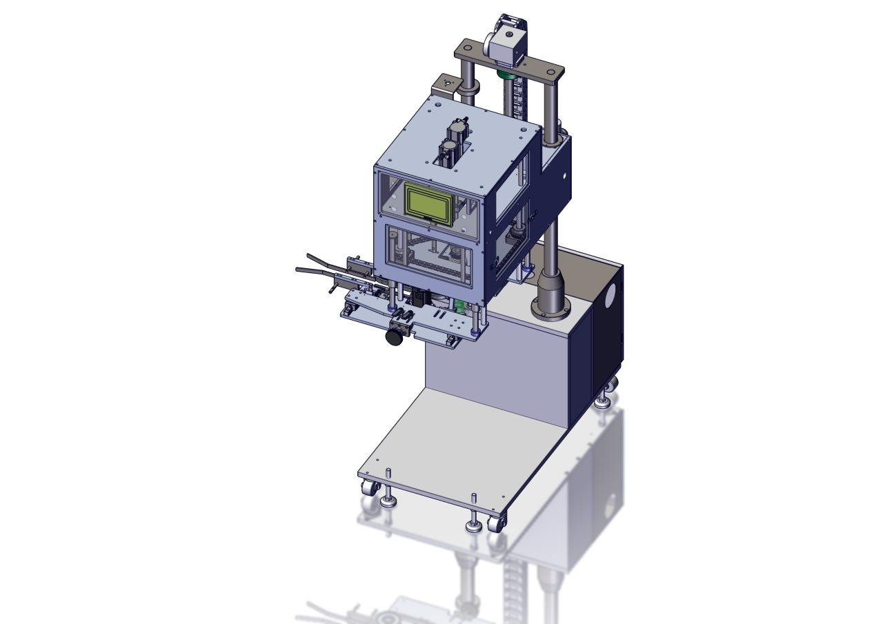 全自动精华液旋盖机-北京SC-30D方瓶水乳面霜旋盖机专业供应