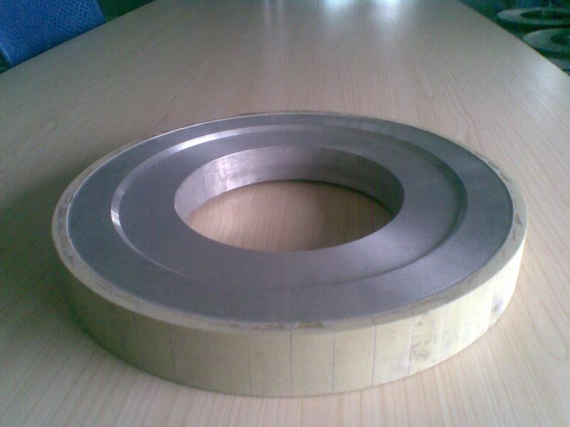 复合片陶瓷砂轮厂家-郑州德卡特公司供应值得信赖的金刚石复合片专用陶瓷砂轮