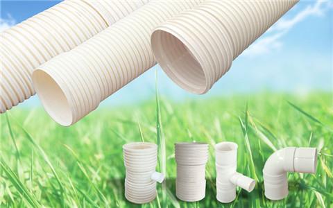 在哪能買到優良PVC 排水管_西寧HDPE給排水管公司