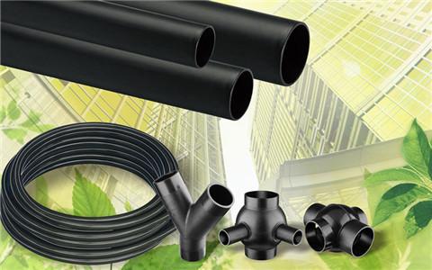 西宁PVC排水管价格-出售西宁有品质的排水排污管