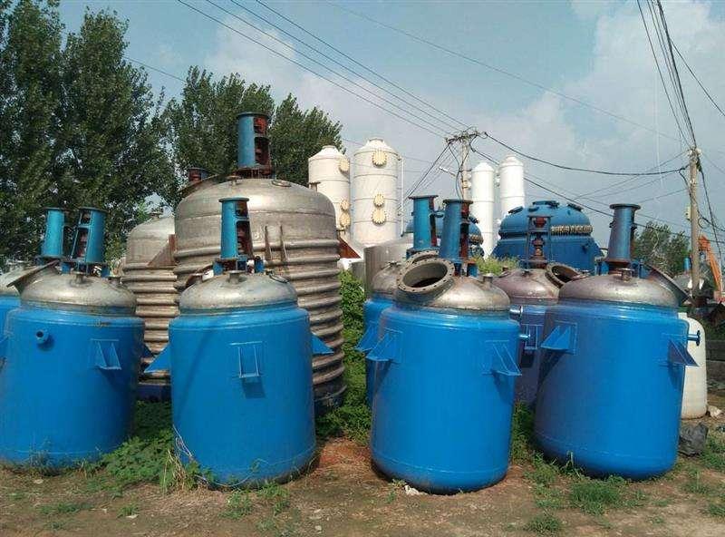 化工设备回收厂家-保定靠谱的二手化工设备回收服务