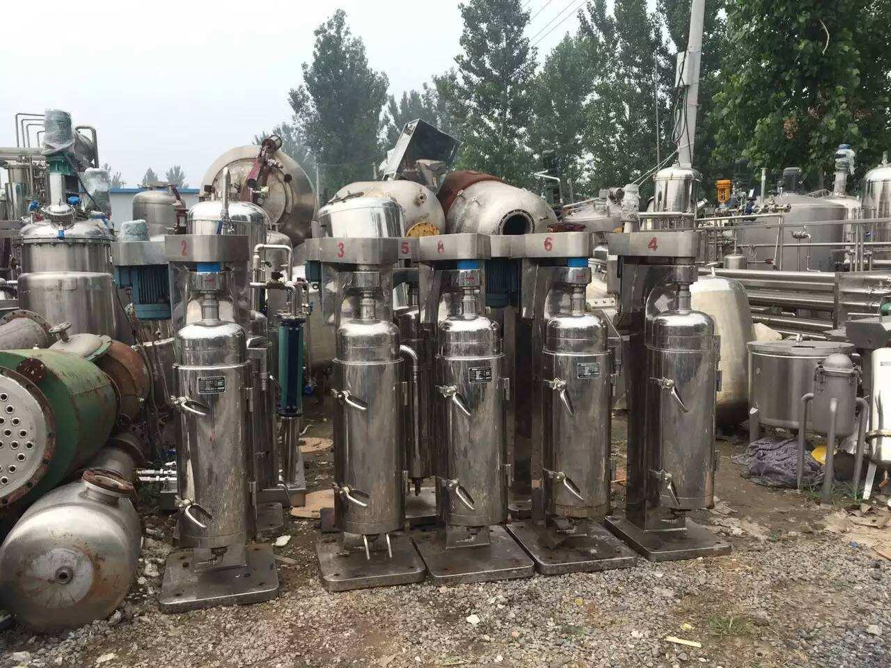 化工设备回收电话_不错的二手化工设备回收服务推荐