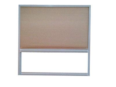 河南阳台风琴帘批发 上等客厅窗帘供应商――帝莱克斯遮阳技术
