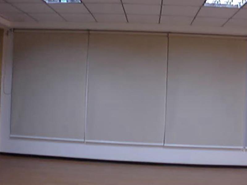 帝莱克斯遮阳技术专业提供铝合金百叶窗帘 郑州阳台铝百叶帘价格