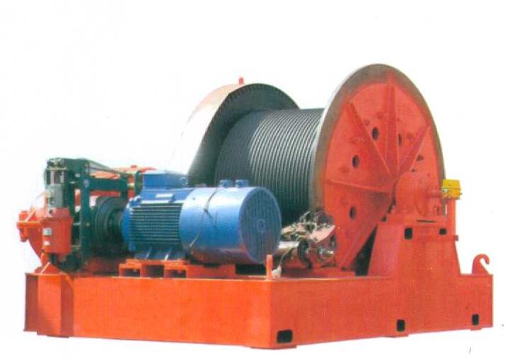 jk1卷扬机-新乡实惠的JM型电控慢速大吨位卷扬机批售