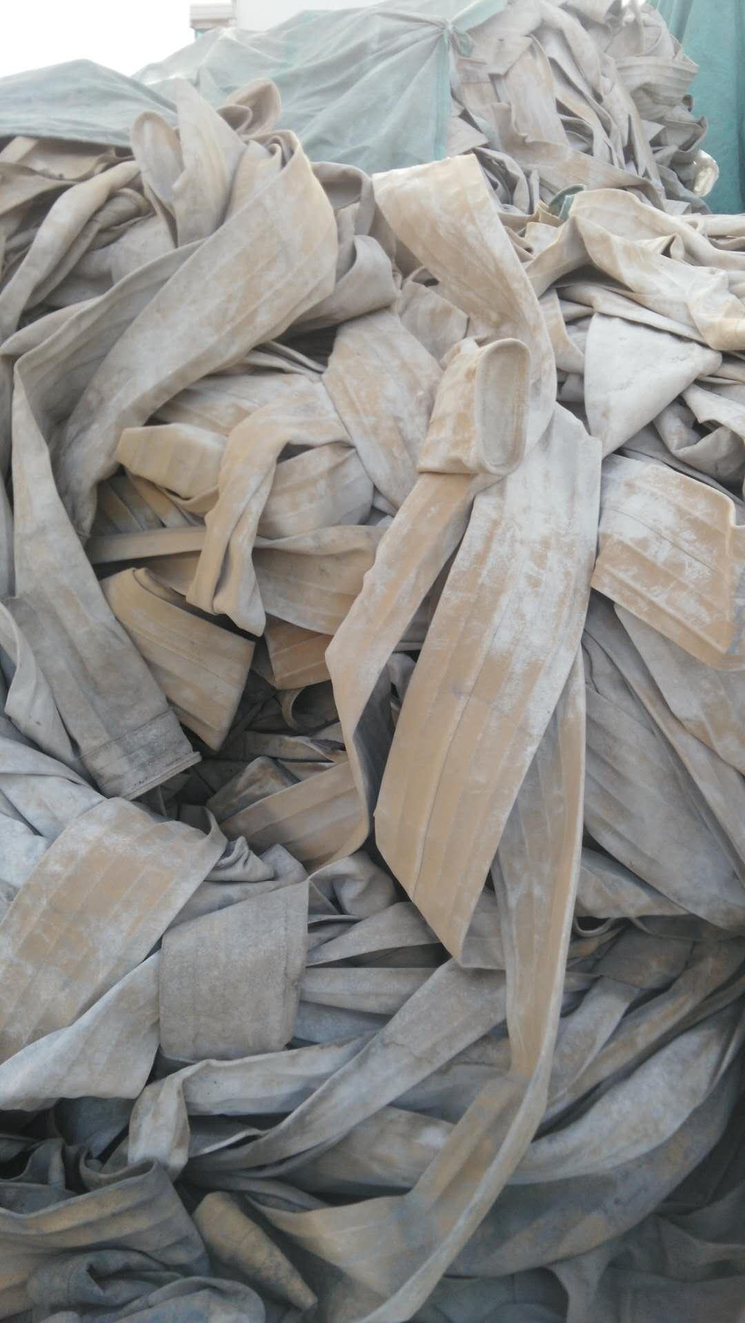 回收废旧除尘滤袋