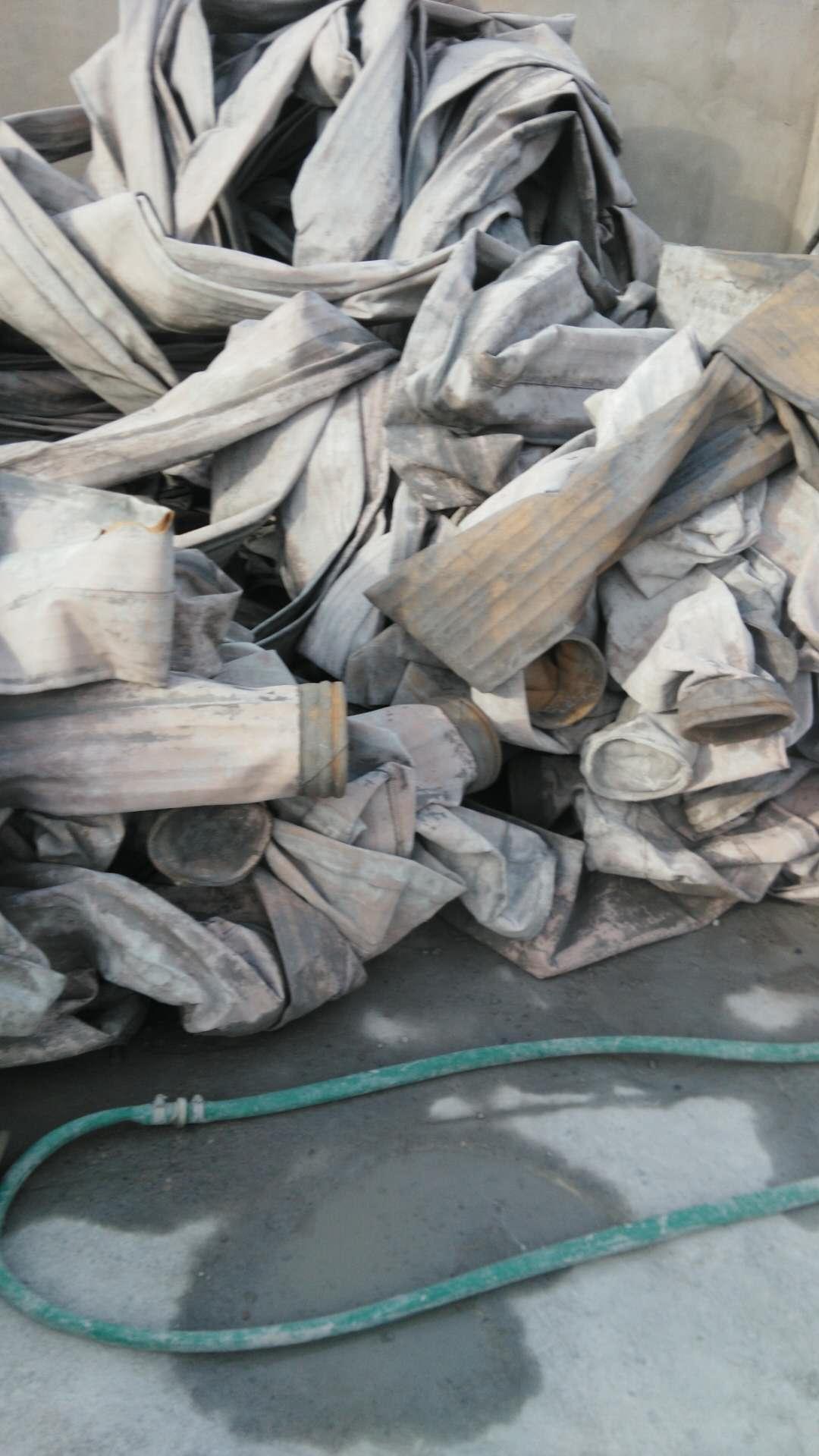 废旧除尘滤袋回收