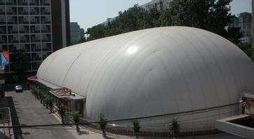 膜结构煤棚-锦扬膜结构专业提供制造_膜结构煤棚