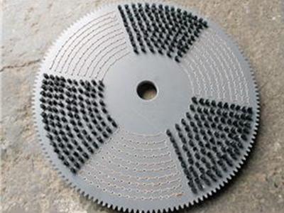 圆盘刷专卖店-安徽好的圆盘刷供应