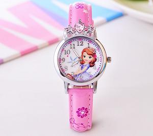 迪士尼儿童手表价格 如何挑选专业迪士尼手表