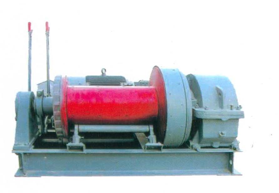 河南中卷机械高性价JKL手控溜放快速卷扬机出售——大型卷扬机厂家