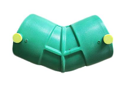 45°彎頭管件生產廠家_具有口碑的雙層管件供應商_徐州鑫隆管業