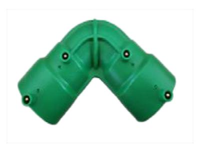 电熔弯头管件标准_徐州哪里?#26032;?#20215;格优惠的双层管件