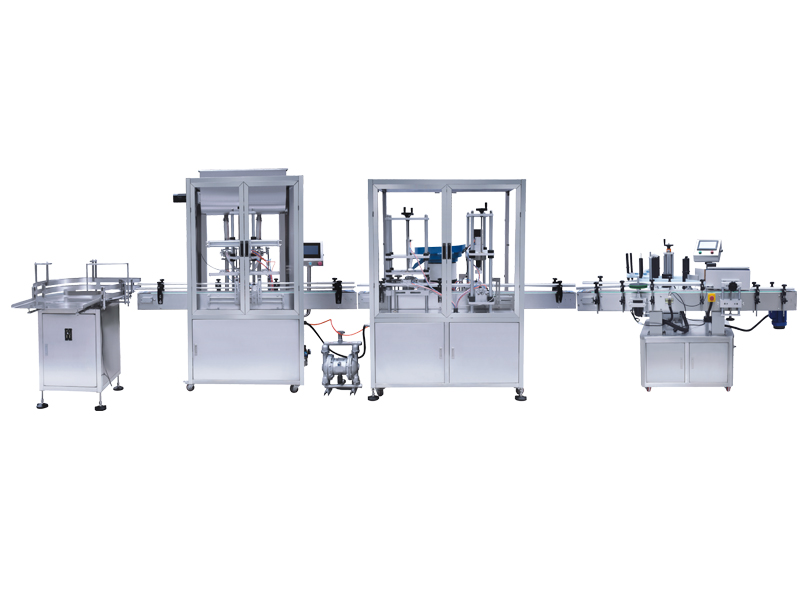 全自动活塞式膏体灌装机哪家先进可靠 全自动活塞式膏体灌装机代理