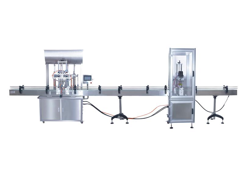 鲜虾酱灌装机——浙江信誉好的全自动活塞式膏体灌装机公司