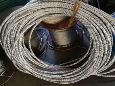 想买好用的镀锌钢丝绳,就来正申索具——崭新的镀锌钢丝绳