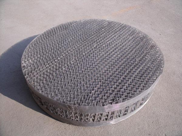 河北规整填料-规模大的金属丝网波纹填料厂家推荐