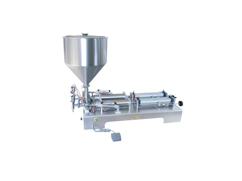 单头灌装机当选联腾——液体灌装机