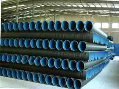 甘肃聚乙烯双壁波纹管销售 哪里买品质好的双壁波纹管