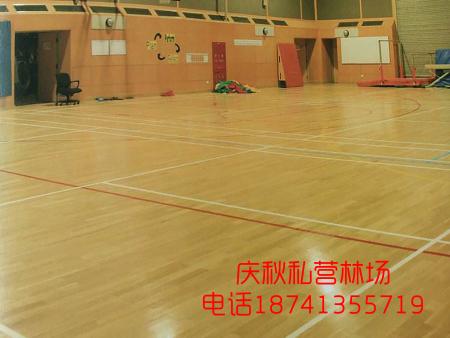 专业供应学校木地板|博物馆木地板|健身房木地板就来辽宁优体