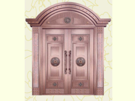 兰州旋转门-大量出售好用的铜门