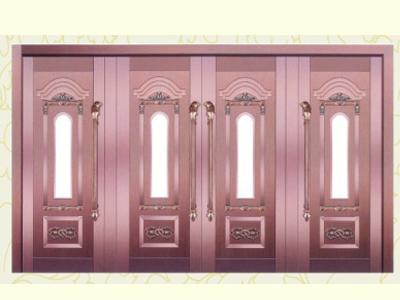甘肃铜门-想要购买性价比高的铜门找哪家