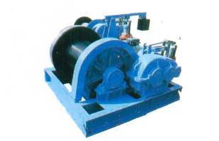 JM6吨型电控慢速卷扬机