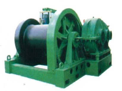 JC80吨型电控慢速卷扬机
