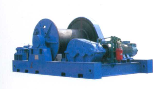 新乡质量良好的JM32吨型卷扬机批售,矿用手动卷扬机