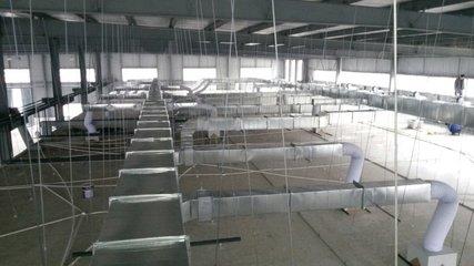 铜川通风设备安装费用_西安通风设备厂家推荐