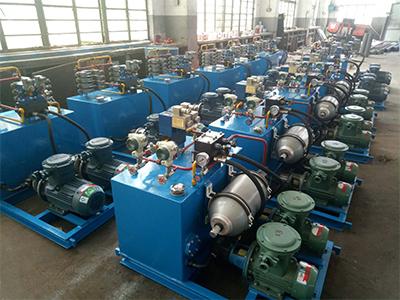 铭宸液压提供好的液压泵站――选择液压泵站