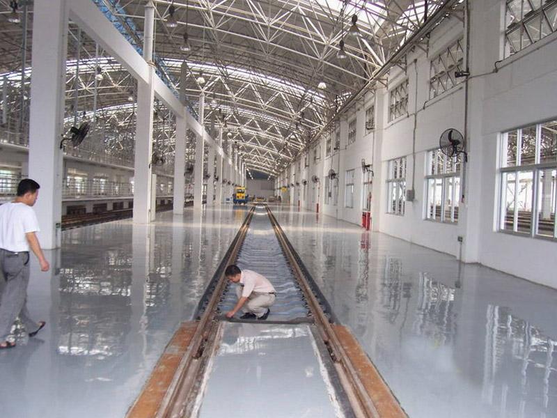 厂家直供防腐地坪报价_施工效果专业的乙烯基脂玻璃钢重防腐地坪