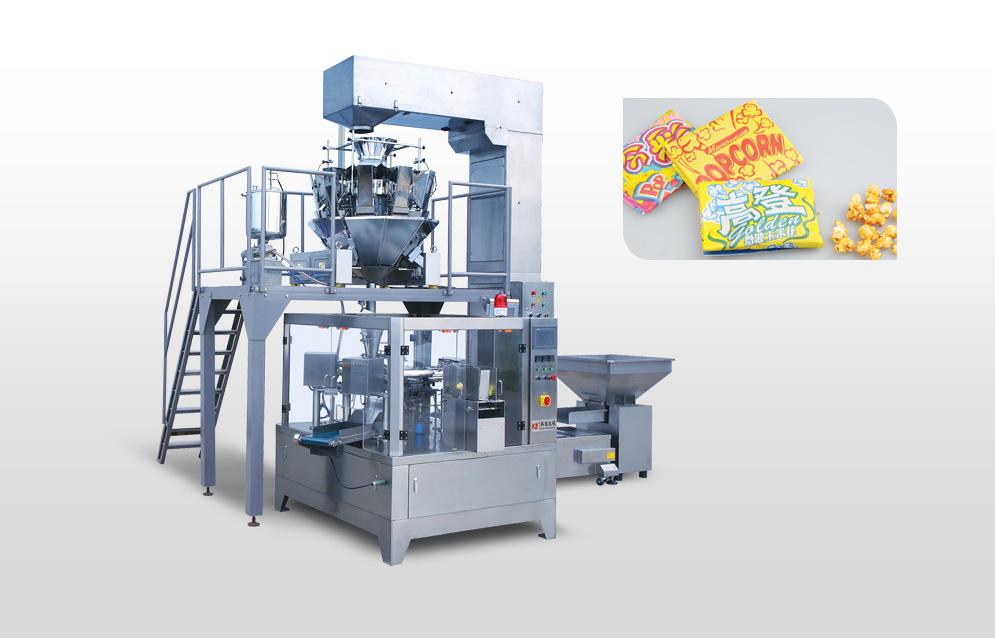 具有口碑的微波爆米花专用包装机组供应商_科迪机械,浙江全自动爆米花包装机