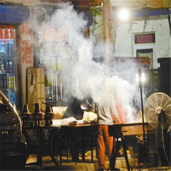 油烟检测依据厂家_专业的油烟检测