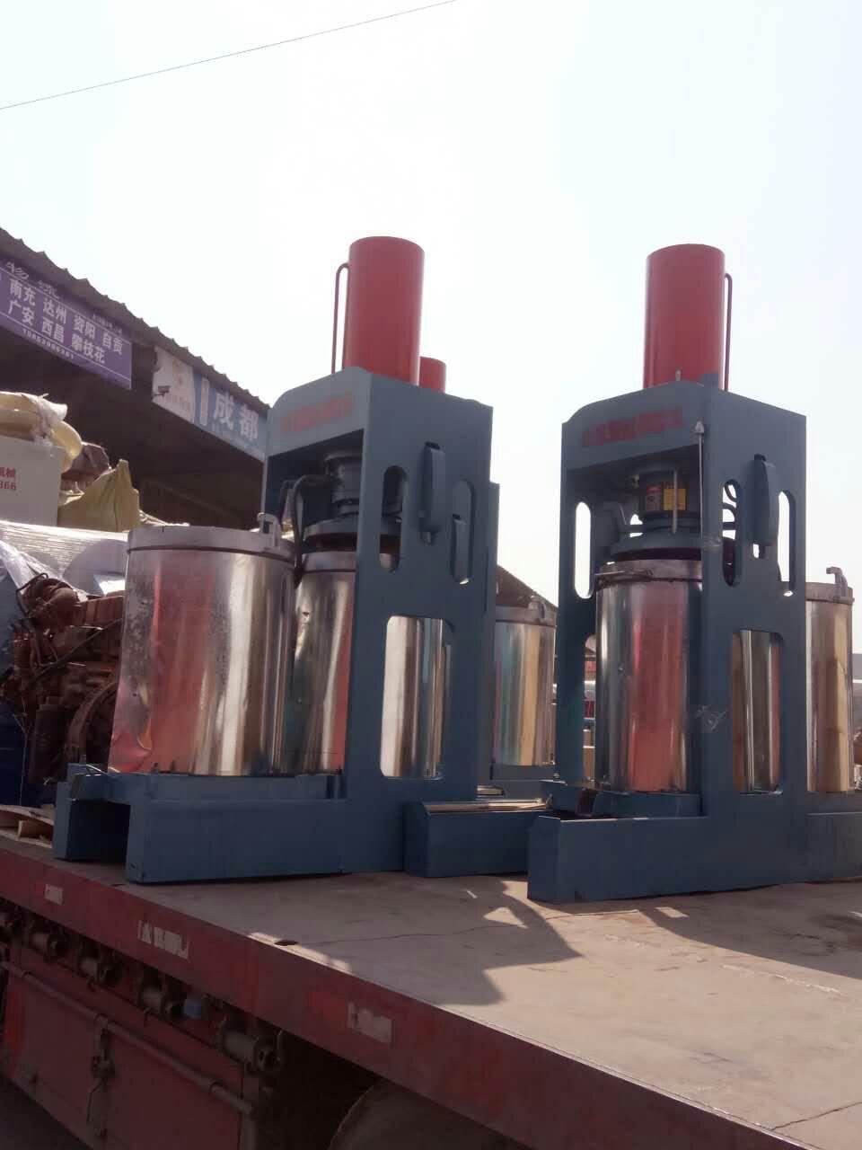 临沂区域规模大的花生榨油机成套设备制造厂_花生榨油机行情价格