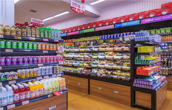 智能化无人超市