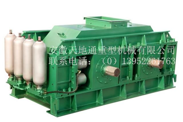 生产供应液压式对辊机