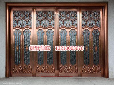 在哪能买到铜门 信阳铜门哪家好