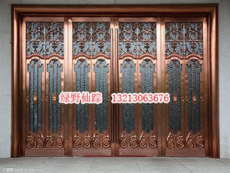 安阳铜门厂家,专业的铜门制作