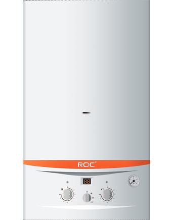 ROC诺科迷你智能控制双变频家用燃气壁挂炉节能采暖炉