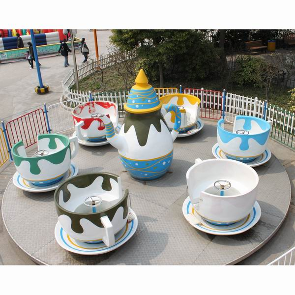 厂家供应优质旋转咖啡杯,旋转咖啡杯设备价格