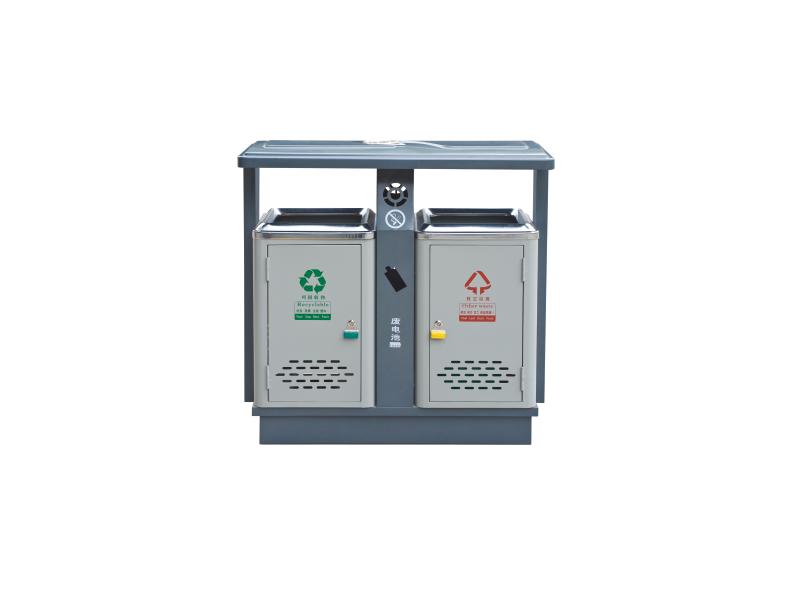 山东垃圾桶直销 购置不锈钢垃圾桶优选山东纳川