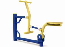 喀什室外健身器材厂家直销,纳川为您的健康保驾护航的快乐健身器