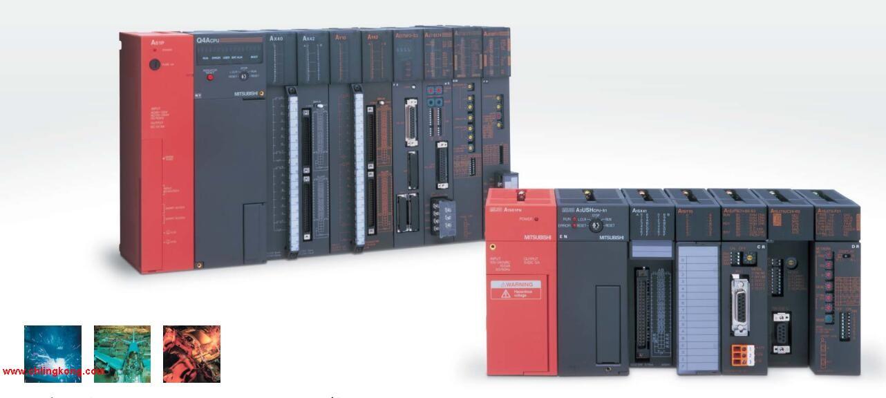 三菱a,三菱AJ72LP25G,三夌plc