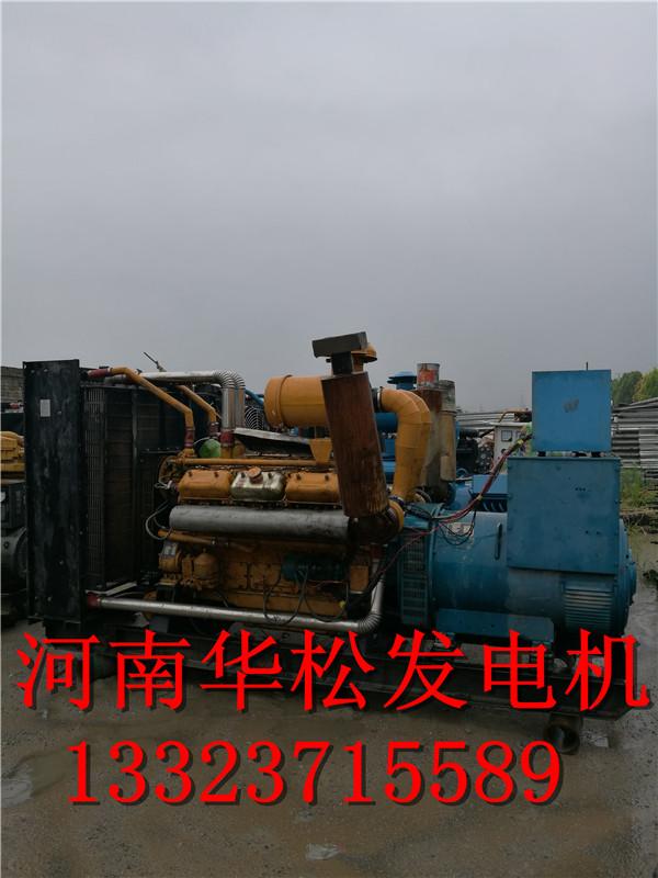 郑州三百千瓦发电机租赁