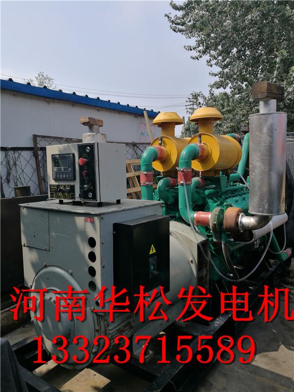 郑州四百千瓦发电机租赁