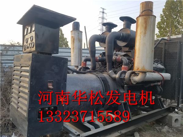 郑州五百千瓦发电机租赁