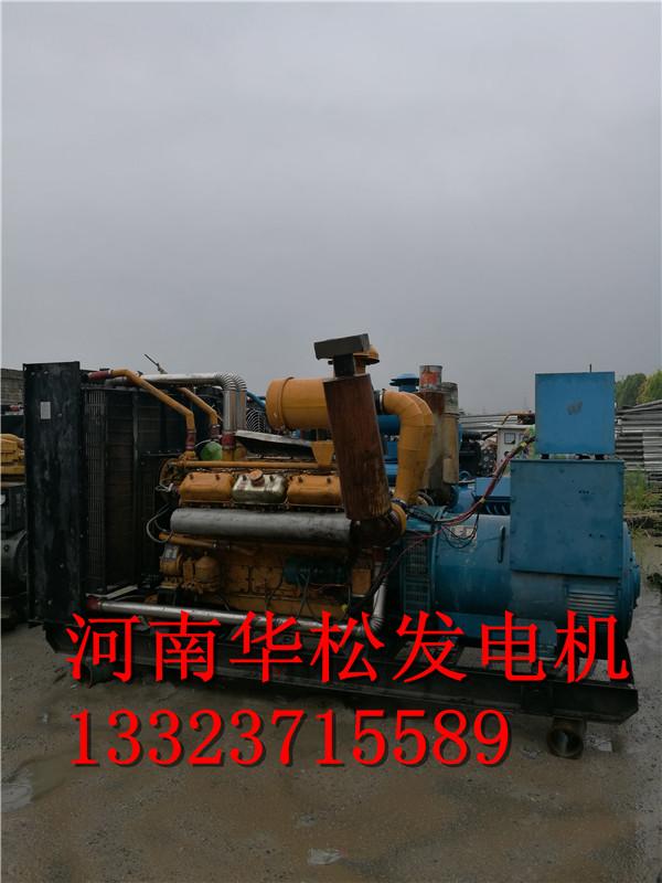 郑州九百千瓦发电机租赁