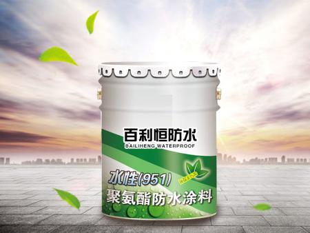 新疆水性951丙烯酸防水涂料批发 大量出售价位合理的水性951丙烯酸防水涂料